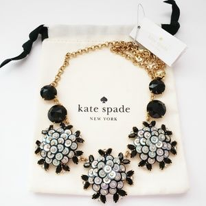 Kate Spade Be Bold Statement Necklace